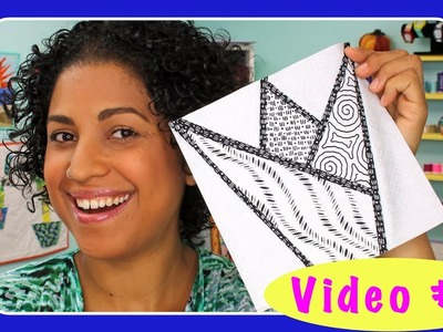 Tulipán Video Quilt Along- Video #4: How to Foundation Paper Piece A Quilt Block