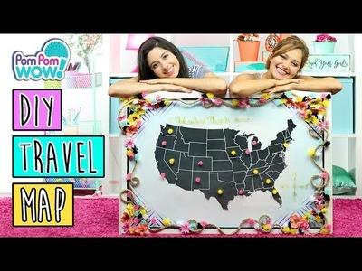 ADVENTURE Map DIY!! | How To Wow Show | Pom Pom Wow! Official