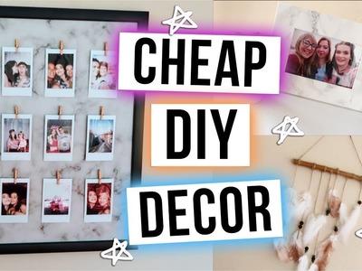 Cheap & Easy DIY Room Decor!! | ohhitsonlyalice