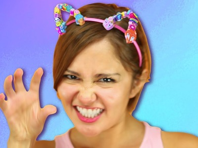 DIY CAT EARS Headband! | How To Wow Show | Official Cutie Stix