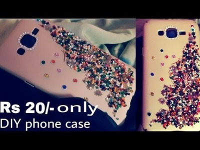 DIY phone case (cheapest) only rupees 20.-| By Beautiful You