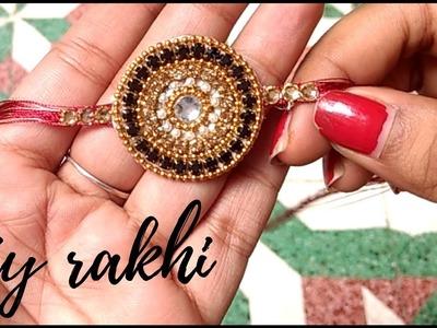 DIY RAKHI (3 easy designs) Rakshabandhan Special || LetsDoThis