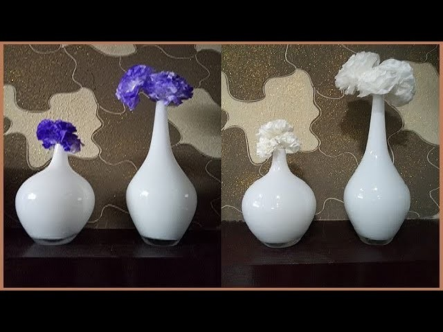 DIY TISSUE PAPER FLOWERS - PAPER FLOWERS - Style with passion - Swaty