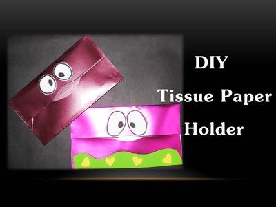 DIY - Tissue Paper Holder