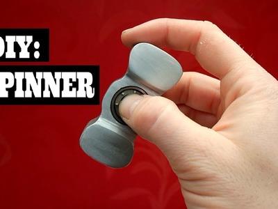 DIY Torque Fidget Spinner Hand Spinner