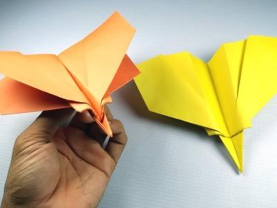 How to fold dragon paper planes papierflieger bauanleitung DIY