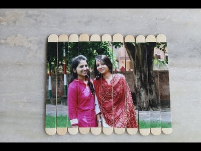 Last minute gift idea DIY PHOTO PUZZLE #PAPER CRAFTS# completed 10,000 subscribers