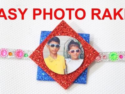 PERSONALIZED RAKHI   RAKHI MAKING COMPETITION IN SCHOOL   PHOTO RAKHI   RAKHI MAKING   DIY RAKHI  \