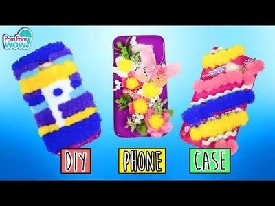 Phone Case DIY! | How To Wow Show | Pom Pom Wow! Official