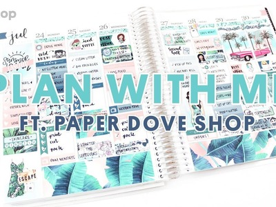 "Plan With Me ft. Paper Dove Shop ""Michelle"" + GIVEAWAY. oddloop"