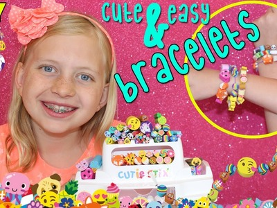Super Fun DIY Bracelets with Cutie Stix!