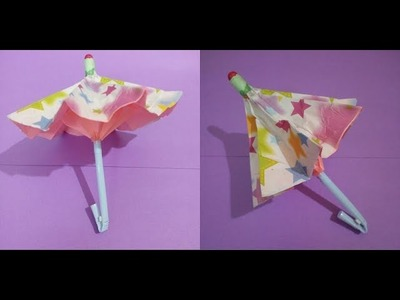 Origami Umbrella Gallery Instructions Easy For Kids