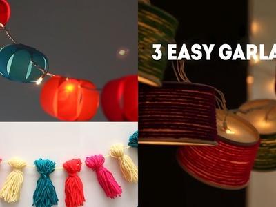 DIY: 3 Easy Garland