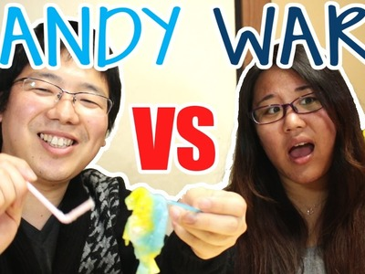DIY CANDY WEEK DAY 5: CANDY WARS! GUMMY FISHING EDITION!