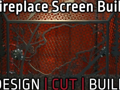 DIY Fireplace Screen: Design | Cut | Build Season 2 EP 1