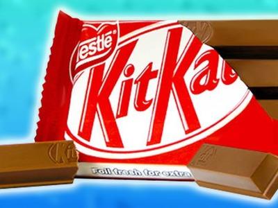 DIY - Homemade Kit Kat with Condensed milk