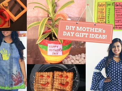 DIY Mother's Day Gift Ideas under Rs 100!Last minute,Easy and Cheap.|Arushi Patkey