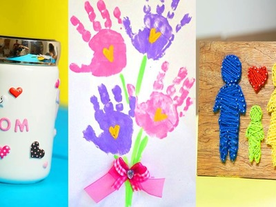 DIY Mother's Day Gifts - 4 DIY Ideas