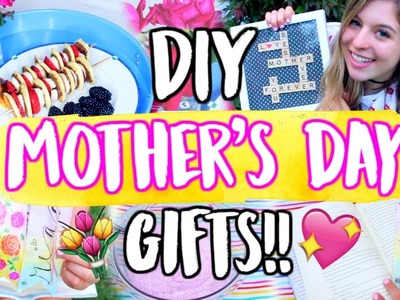 DIY Mother's Day Gifts!! | Last Minute, Cheap, and Easy!!