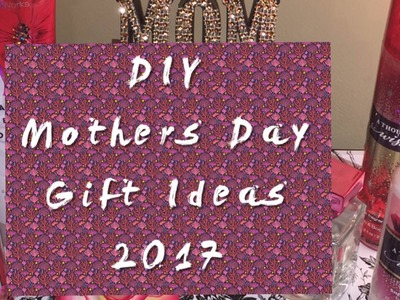 DIY Mothers Day Gift Ideas | Luxe Perfume Tray | Glam Mom Frame