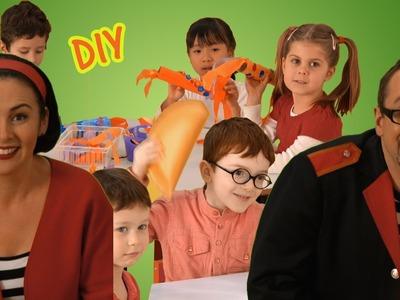 DIY Paperplate shaker   Make It Play It!   Lah-Lah