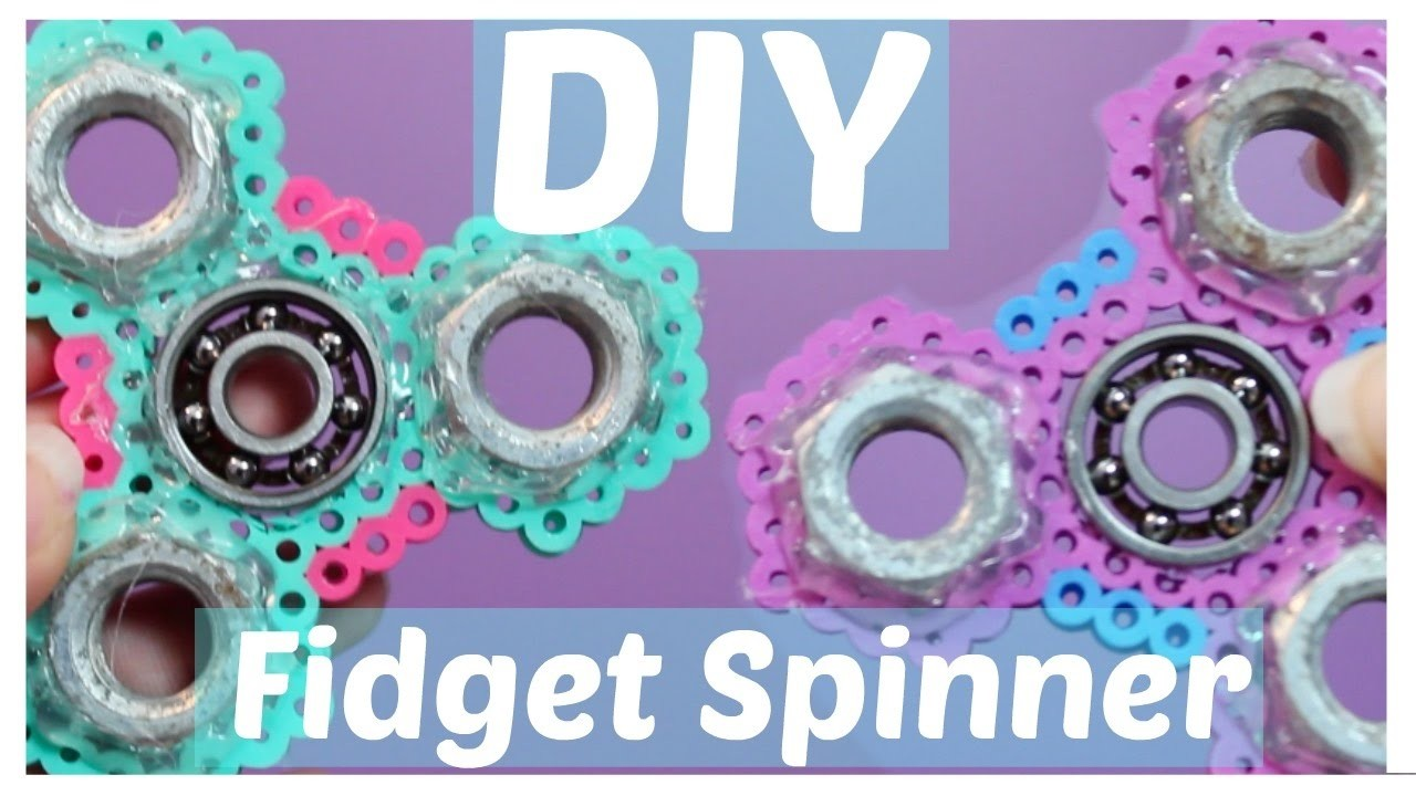 DIY Perler Beads (Hama Beads) Fidget Spinner Part 2!!