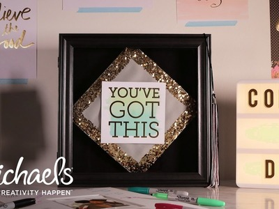 Easy Grad Cap DIY | Michaels