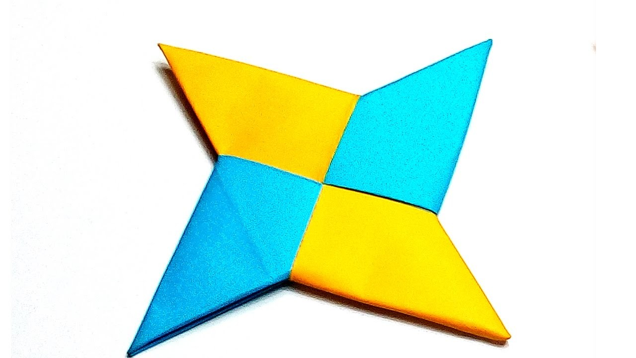 This Money 4Pointed Star is an adaption of the traditional origami shuriken also known as throwing stars or ninja stars Historically shuriken were