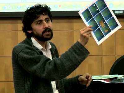 """Manu Prakash, """"Building an Origami-based Paper Microscope: Frugal Science for Global Cause"""""""