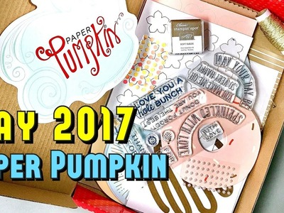 Paper Pumpkin May 2017 Sprinkled with Love