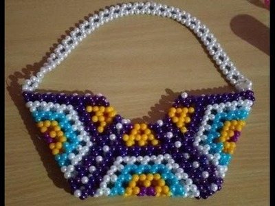 Pearl Beaded Handbag - DIY