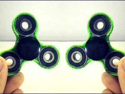 Shoe Lace Spinner Fidget Toy ! | DIY (Part 5)