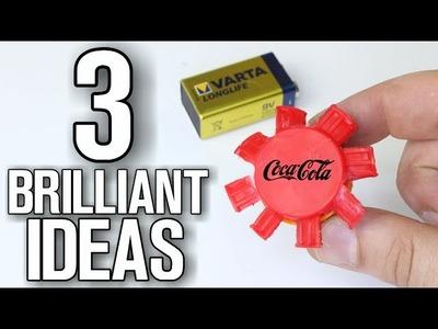 3 Brilliant Ideas - DIY Life Hacks