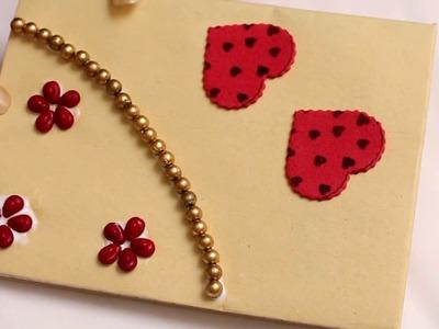 5  Personal Diary Decoration Idea || DIY
