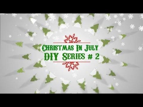 """""""  A FarmHouse Style !!!""""DIY  Christmas  Ornament. Hobby Lobby Hack"""