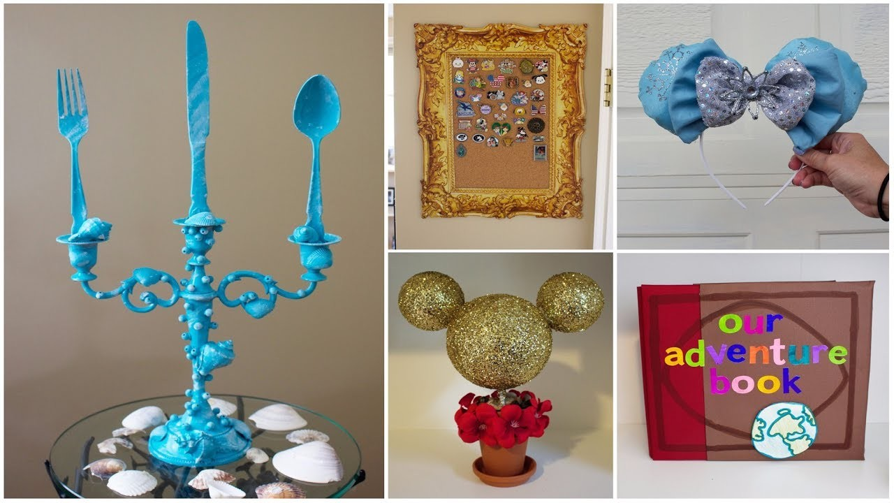 Cheap easy disney diy crafts 8 pinterest inspired my for Easy cheap diy home projects