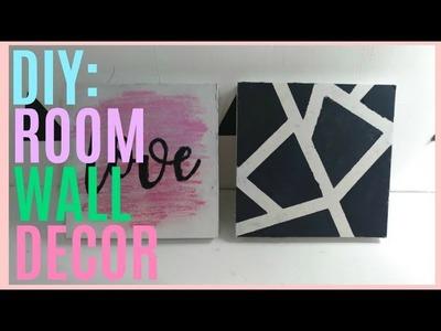 DIY $1 Cheap Wall Room Decor. Philippines. Monica Yap
