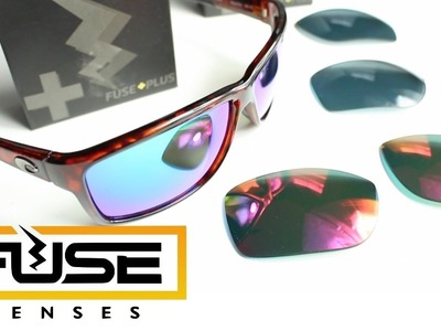 DIY | CUSTOMIZE YOUR SUNGLASSES | FUSE LENS UNBOXING & REVIEW