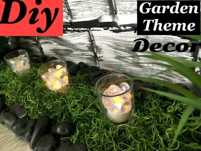 Diy Garden Theme Home Decor
