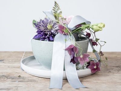 DIY : Gift for host or hostess by Søstrene Grene