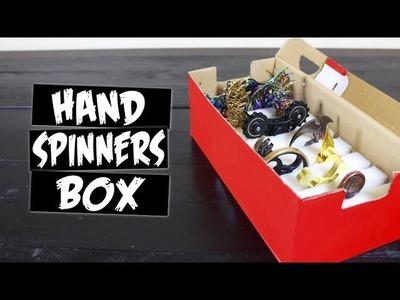DIY HAND SPINNERS BOX
