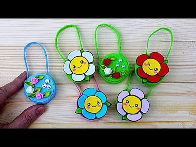 DIY - How to Make Doll Bags * Doll Crafts