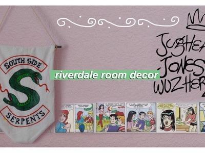 DIY Riverdale Room Decor - Easy & Inexpensive TV Show Inspired Decor