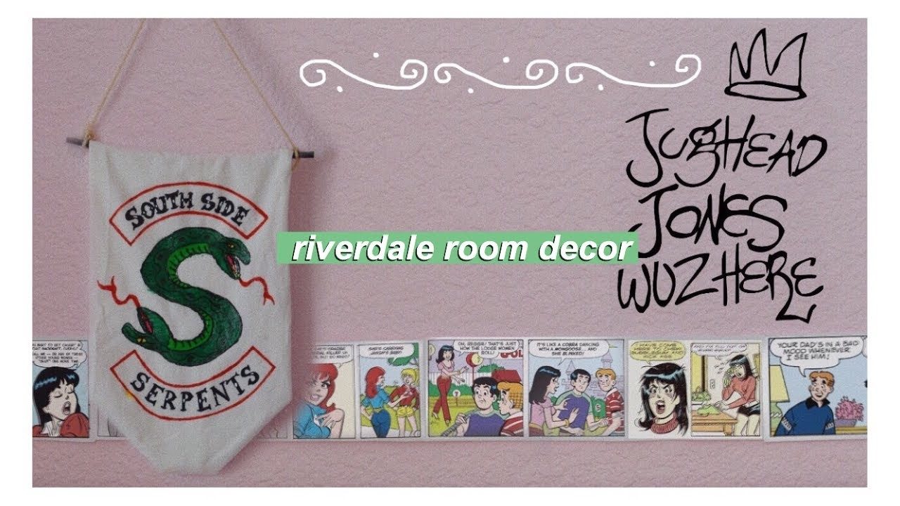 Diy riverdale room decor easy inexpensive tv show for Jenerationdiy room decor
