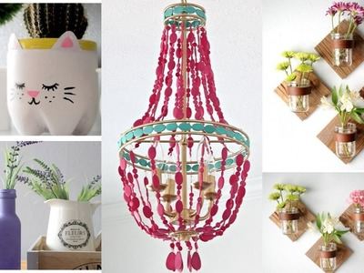 DIY ROOM DECOR! 25 Easy Crafts Ideas at Home !