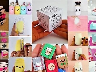 DIY Room Decor & Organization! 24 Easy & Inexpensive Crafting Ideas