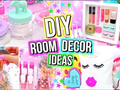 DIY Room Decorating Ideas for Teenagers 2017 - Clothes Life Hacks|Decorate your Bedroom DIY (Latest)