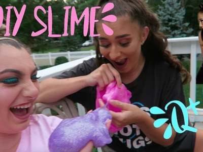 DIY SLIME & Q+A | DONE WITH ARIANA? MY MERCH? TOUR? + MORE!