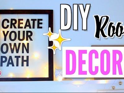 DIY Summer Room Decor Projects 2017!