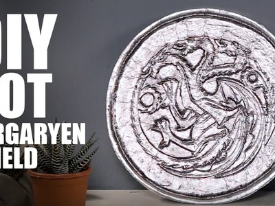 DIY Targaryen Shield | Game Of Thrones | Mad Stuff With Rob
